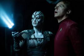 Star Trek Beyond opened in New Zealand cinemas on Thursday