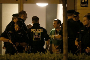 Munich shooter's apartment raided by police
