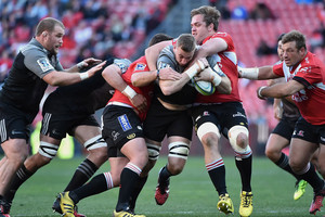 Video highlights: Lions down Crusaders 42-25 - Super Rugby