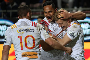 Video highlights: Chiefs demolish Stormers 60-21 - Super Rugby