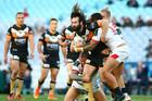 Highlights: Tigers beat Dragons 25-12 - NRL