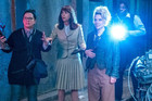Ghostbusters cast reacts to sexist abuse