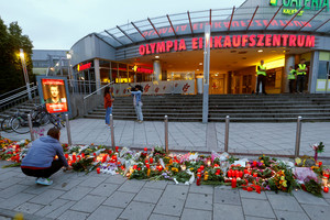 Alleged accomplice to Munich shooter arrested