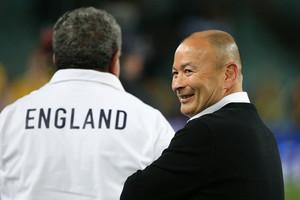 England coach Eddie Jones (AAP)