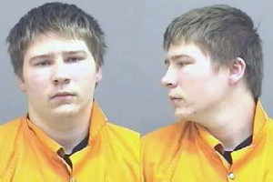 Brendan Dassey at the time of his arrest (Reuters)