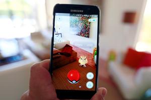 Pokemon Go (Reuters)