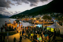American Express Queenstown Winter Festival carnival (Supplied)