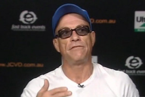 Jean-Claude Van Damme storms out of Australian interview
