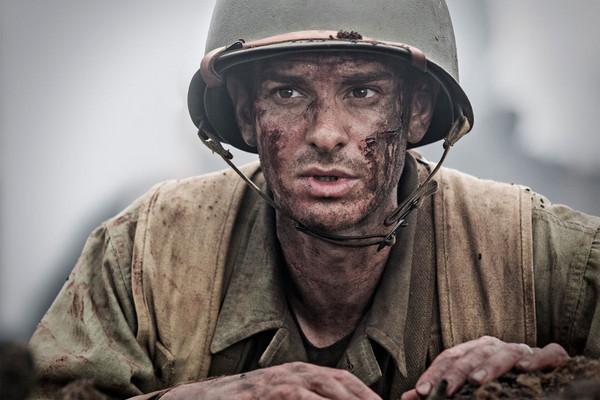 Andrew Garfield in Mel Gibson