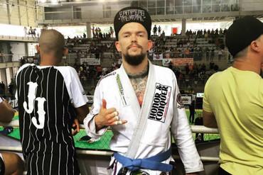 Jiu-Jitsu Olympian Jason Lee (Facebook.com)