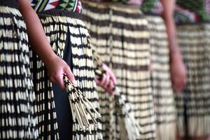 Maori students (file)