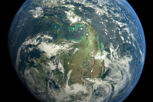 Earth - from space (Getty/NASA)