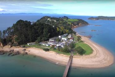 Pakatoa Island