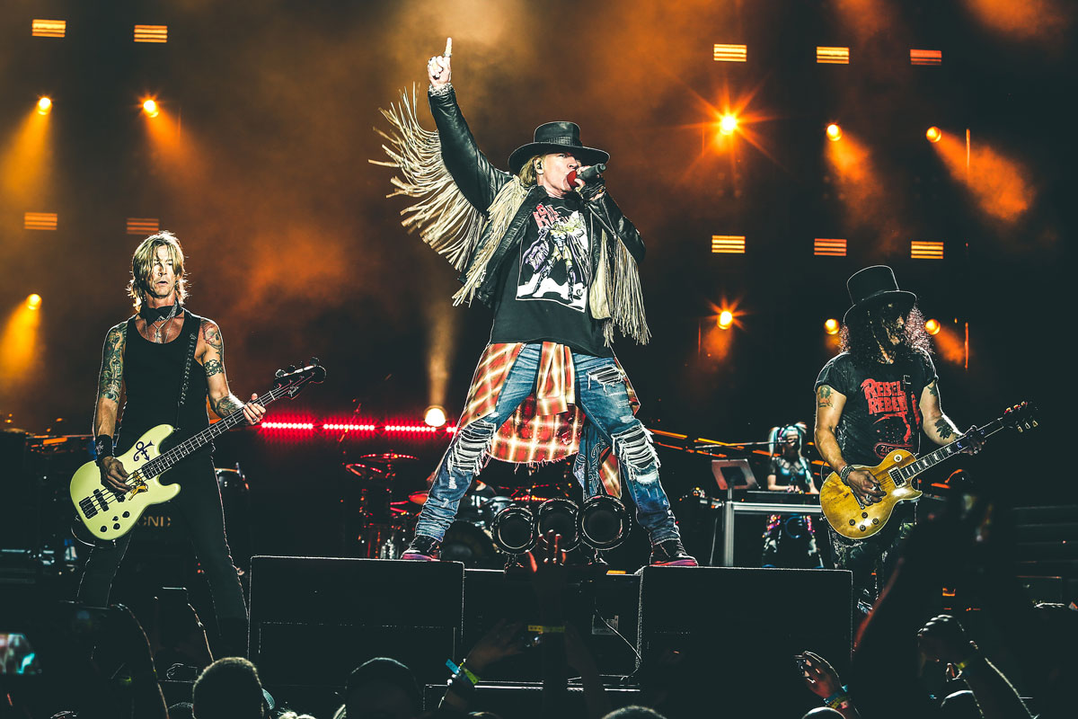 John Varvatos unites Guns N' Roses fans with Hollywood pop-up