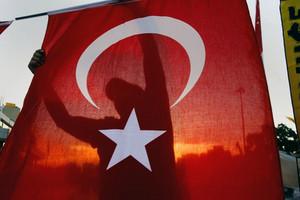 Turkey's flag (Reuters)