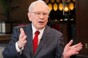 Warren Buffett (Getty)