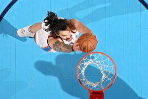 Steven Adams grows through NBA's highs and lows