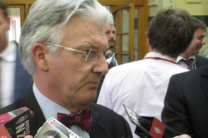Dunne pulls support for Labour's Bill