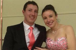 Ms Scott and her partner (In Memory of Stephanie Scott/Facebook)