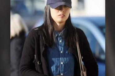 Chinese tourist Jieling Xiao (Newshub.)