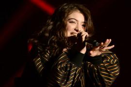 Lorde at Coachella 2016 (Getty)