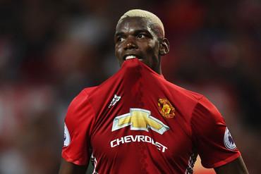 Manchester United's Paul Pogba (Getty file)