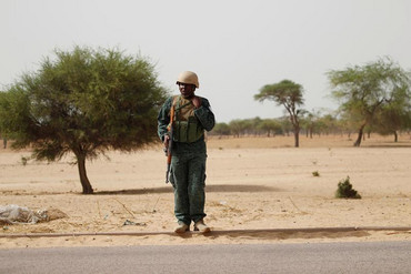 Nigerian security forces (Reuters)