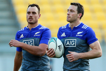 Israel Dagg and Ben Smith (Getty file)