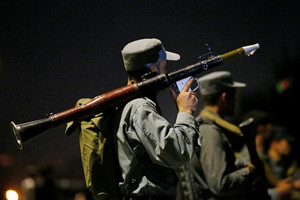 Gunmen attack American university in Kabul