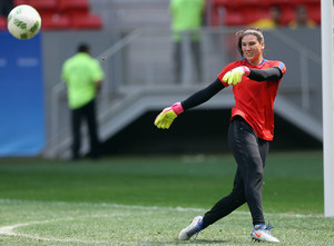Hope Solo (Getty Images)