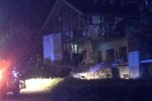 Explosion at Belgium sports centre