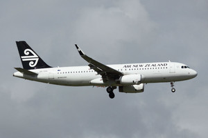 Record profits for Air New Zealand