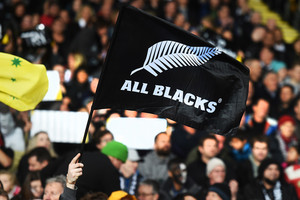 Police warn drunk offenders before Bledisloe Test