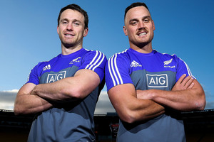 Video: All Blacks backline swap adds intrigue