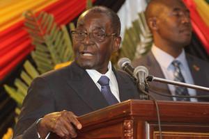 Robert Mugabe (Reuters)