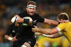 Bledisloe Cup bringing out the best in 'proud' All Blacks