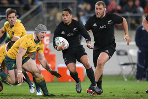 Video highlights: All Blacks retain the Bledisloe Cup after 29-9 win