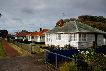 State housing in Panmure, Auckland (Getty)