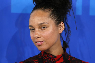 Alicia Keys (Reuters)