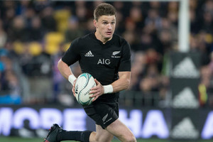 Video: Beauden Barrett re-signs with New Zealand Rugby