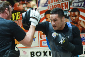 Video: Joseph Parker prepares for giant Russian challenge