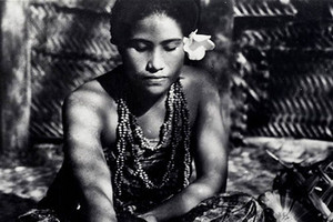 The movie provides a glimpse of traditional Samoan life