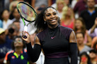 Williams joins sister in US Open second round