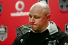 Video: 'The responsibility's on me' - Warriors coach Andrew McFadden
