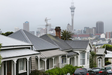 Compared to 2010, housing in New Zealand is 30 percent less affordable now (Getty)