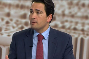 Transport Minister Simon Bridges (Newshub.)