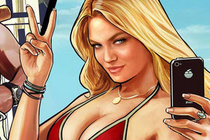 Not Lindsay Lohan (Take-Two Interactive)
