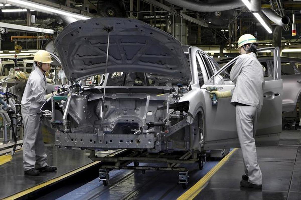 Mazda recalls 2.3 million vehicles