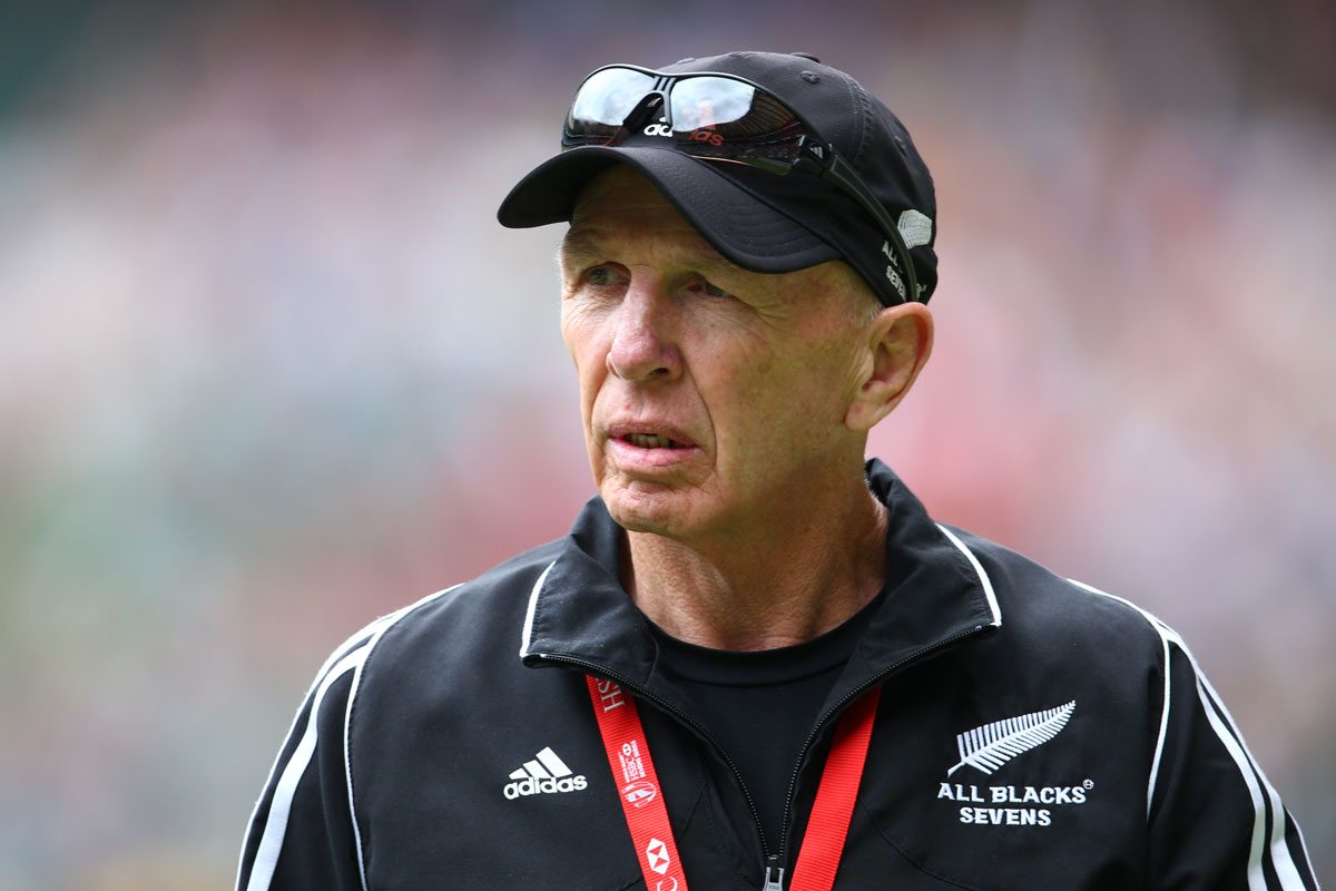 Rugby sevens: Gordon Tietjens rejects reports he's off to Kenya
