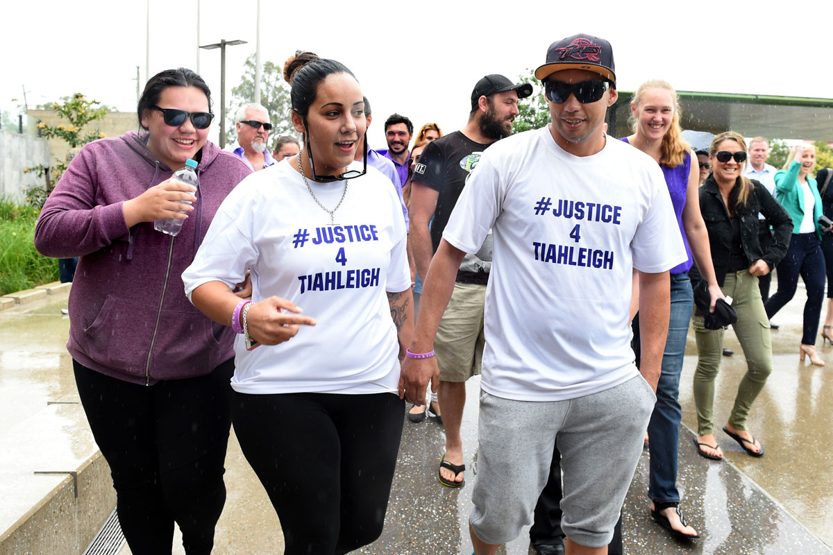 Tiahleigh Palmer murder charge sparks call for foster care investigation